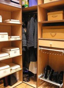 Наполнения шкафа №08
