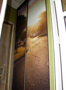 Шкаф купе фото № 88