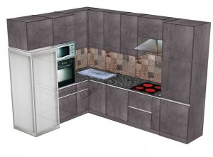 кухня № 22